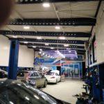 Светодиодная подсветка. Для осмотра автомобилей, наша оригинальная разработка.